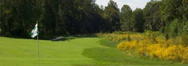 Cross Creek GC: #17