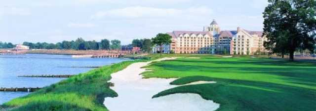 River Marsh GC - Hyatt Chesapeake Bay: #18