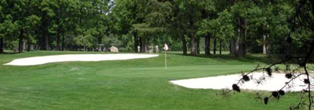 East at Andrews AFB GC: #3