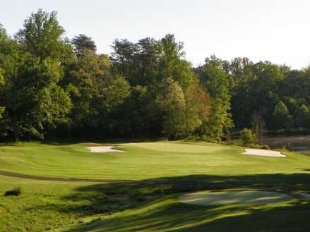 Pohick Bay Regional Park Golf Course In Lorton