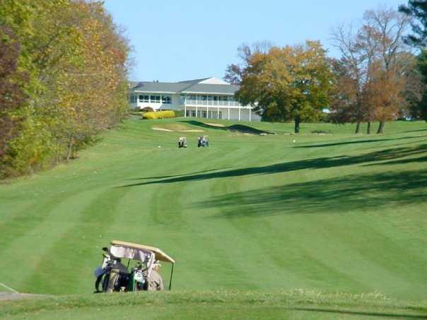 Country Club of Maryland, Towson, Maryland - Golf course ...