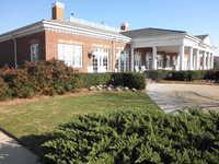 Virginia Beach National GC: Clubhouse