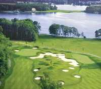 River Run GC: Aerial view