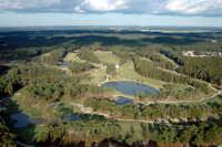 Red Wing Lake GC: Aerial view
