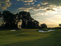 Army Navy Country Club - Arlington - Red: #9
