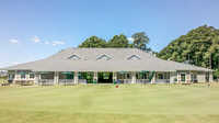 The Pines GC at Fort Eustis: Clubhouse