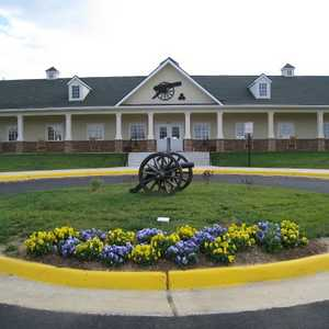 Cannon Ridge GC: clubhouse