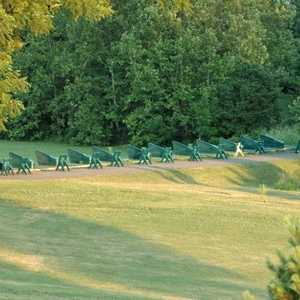 Westpark GC: Driving range