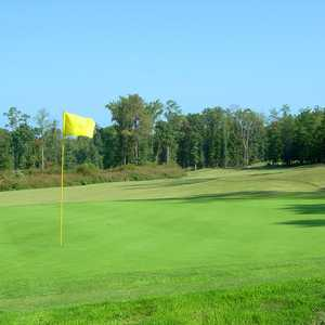 The Tattersall Youth Development Center at The First Tee Chesterfield GC: #18