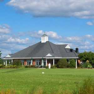 Hobbs Hole GC: clubhouse