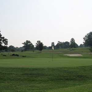 Forest Park GC: #18