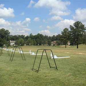 Kiln Creek GCR: Driving range