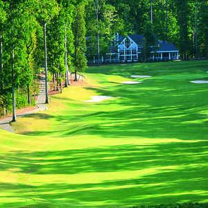 Green at Golden Horseshoe GC