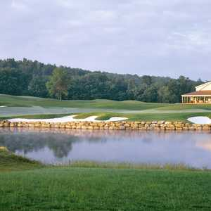 Whiskey Creek GC: #18