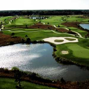 Cahoon Plantation GC: Aerial view