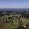 Aerial view of the Bidermann Golf Club