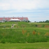 A view of the clubhouse at The Tradition Golf Club At Royal New Kent
