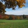 A fall view from Gypsy Hill Golf Club