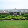 A view of the clubhouse at Nansemond River Golf Club