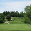 A view of the 11th hole at Mount Pleasant Golf Club