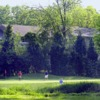 A view of the 5th hole at Fairway Hills Golf Club