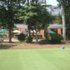 A view of the clubhouse at Kiln Creek Golf Club & Resort