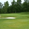 A view of the 7th hole at Mountain from Lakeview Golf Club