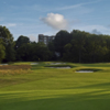 View of the par-4 6th hole from the White course at Army Navy Country Club - Arlington
