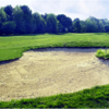 A view of fairway #13 at Fairway Hills Golf Club