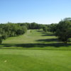 A view from tee #1 at Glenn Dale Country Club