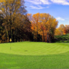 A view of hole #12 at Country Club of Maryland