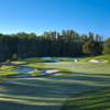 A view from the 16th fairway at Caves Valley Golf Club