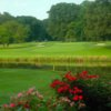 A view from a tee at Sparrows Point Country Club