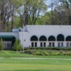 A view of the clubhouse at Chestnut Ridge Country Club