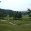 A view of a tee at Eagle's Nest Country Club