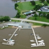 Aerial view from Chester River Yacht & Country Club