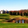 A fall view from Rattlewood Golf Course