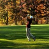 A fall view from Fort Belvoir Golf Club