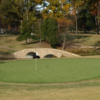 A view of a hole at James River Country Club