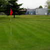A view of a green at Vince's Sport Center Par 3 Golf Course