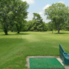A view from tee #3 at Brookside Par 3 Golf Club