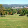 A view from a tee at Maplehurst Country Club