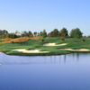 View of the 6th hole at Worthington Manor Golf Club