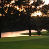 A view of a tee at Hermitage Country Club