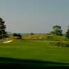 A sunny day view of a hole at Nicklaus Course from Bay Creek Resort & Club
