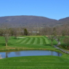 A view from a tee at Shenvalee Golf Club