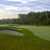 View from the par-5, 570-yards no. 11 at Bayside Resort Golf Club