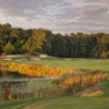 View from the 5th hole on Kodiak nine at Bear Trap Dunes Golf Club