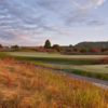 View from the 8th hole on Kodiak nine at Bear Trap Dunes Golf Club