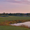 View from the 1st hole on the Black Bear nine at Bear Trap Dunes Golf Club